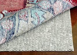 thick rug pad 5 x 8 premium hold