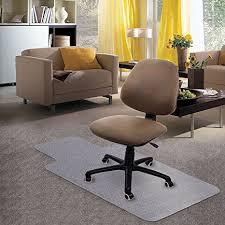carpet for home office. Kuyal Carpet Chair Mat, 48\u0026quot; X 36\u0026quot; PVC Home Office Desk Mat For