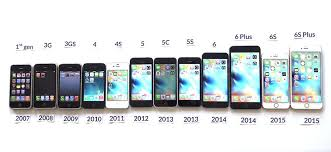 evolution of iphone eastside an evolution a look at the changes in iphones and ios