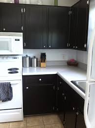 Diy Gel Stain Kitchen Cabinets A 15 Month Java Gel Stain Update Mom In Music City