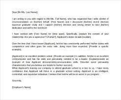 reference letter from employer reference letter from employer to university letter of