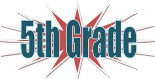 Resultado de imagen para 5th grade clipart