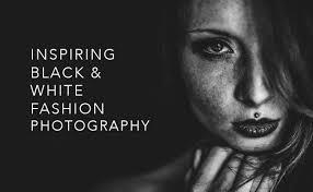 Inspiring <b>Black and White Fashion</b> Photography – FilterGrade