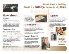 Church Welcome Brochure Samples 85 Best Womens Bible Study Support Group Ideas Images On