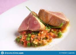 Italian Food Recipes Tuna Belly With ...