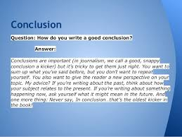 compare contrast essay 6 conclusionquestion how do you write a good conclusion