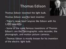 thomas edison essay writing essays about literature th edition thomas edison essay