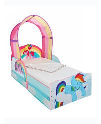my little pony toddler bed with storage