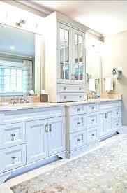 custom bathroom lighting. Interesting Custom Master Bathroom Vanity Ideas Bath Best Custom  Cabinets On With Regard To  Lighting A