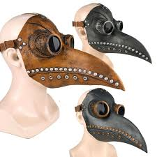US $11.03 35% OFF|<b>Funny Medieval</b> Steampunk Plague Doctor ...