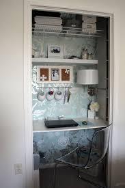 closet office desk. Closet-Desk-I-Heart-Organizing Closet Office Desk