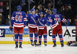 New York Rangers An Early Look At The Center Depth Chart
