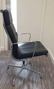 eames soft pad executive chair. Delighful Pad Intended Eames Soft Pad Executive Chair