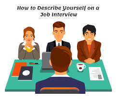 How To Describe Yourself On A Job Interview Right Staff