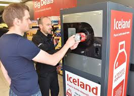 Reverse Vending Machine Uk Unique Iceland Introduces Reverse Vending Machine That Pays Customers To