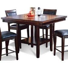 clearance fulton counter height table counter height dining