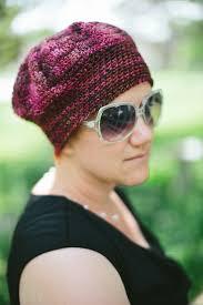 Chemo Cap Crochet Pattern Gorgeous Chemo Cap New48 Crochet Hats Scarves Slippers Pinterest