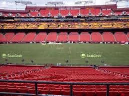 Fedex Field Virtual Seating Chart Your Ticket To Sports Concerts More Seatgeek