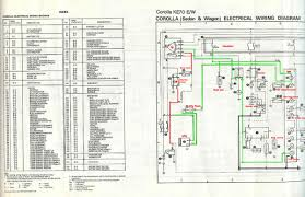 toyota ke wiring diagram toyota wiring diagrams online ke70 wiring diagram car electrical rollaclub com