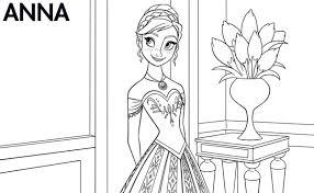 Frozen Disegni Da Stampare E Colorare Foto Mamma Pourfemme