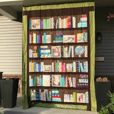 Bookcase Quilt Pattern New Ideas