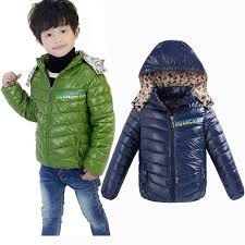2018 Kids Boys Winter Jacket Children Boy Outwear Child Clothing Warn Hooded New Coats and Jackets toddler snowsuit