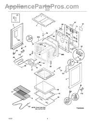 frigidaire 316445501 switch appliancepartspros com part diagram