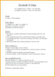 Resume Examples For Teens Awesome Resume Examples Teenager Socialumco