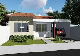 Possui garagem para 2 carros, 2 dormitórios,. Planta De Casa Terrea Com 2 Quartos Sendo 1 Suite So Projetos