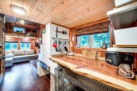 tiny house furniture. Oregon Tiny House Storage Space Furniture
