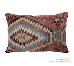 Kilim Lumbar Pillow Covers