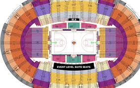 Yum Center Detailed Seating Chart Knicks Seating Chart With Seat Numbers Seating Chart