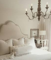 French Farmhouse Bedroom White Decor Custom Headboard The