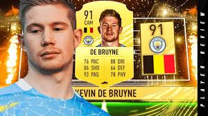 FIFA 21 INSANE 91 KEVIN DE BRUYNE PLAYER REVIEW | FIFA 21 ULTIMATE TEAM