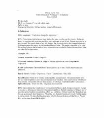 Progress Notes Examples Gallery - Resume Cover Letter Examples