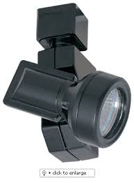 vertical track lighting. Low Voltage Vertical Spot Fixture- Includes Electronic Transformer Use With Single Or Two Circuit Track Lighting N
