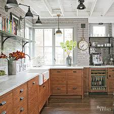 contemporary kitchen ideas. Industrial Meets Rustic In This Kitchen Contemporary Ideas