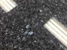 blue pearl granite seam