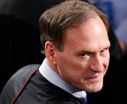 Image result for justice alito