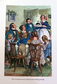 Image result for cratchit children