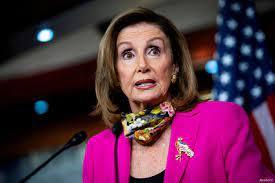 New COVID-19 Aid Bill, Pelosi Says ...