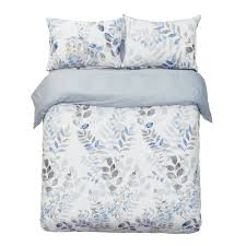 Blue Pattern Duvet Cover Awesome Inspiration Design