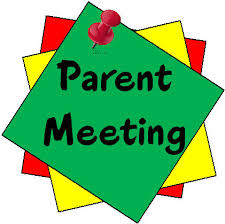 Image result for parent meeting notice clipart free