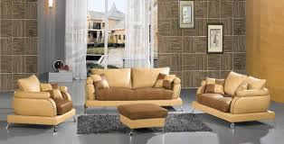 Two Tone Colors For Living Room Furniture For A Brown Themed Living Room La Furniture Blog