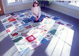 T-shirt Quilts - have your special t-shirts made into a beautiful ... & T-shirt Quilt Adamdwight.com