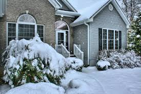 Winter Curb Appeal Tips | Chicago Real Estate | Eric Booth Realty