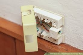 how to install a residential telephone jack pictures image titled install a residential telephone jack step 3