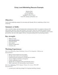 Beginner Resume Examples Interesting Beginners Resume Template