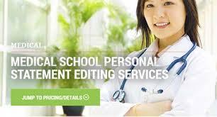 good medical school essay