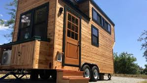 Small Picture california tiny house company releases custom pet friendly home on